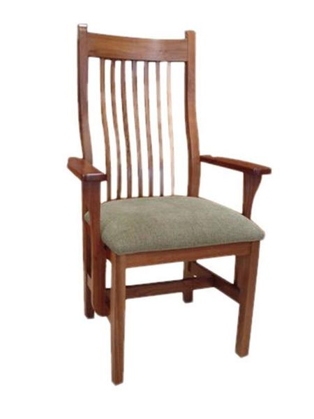 Amish Ohio Mission Dining Room Chair