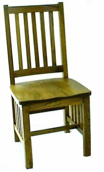 Amish Ohio Low Mission Chair