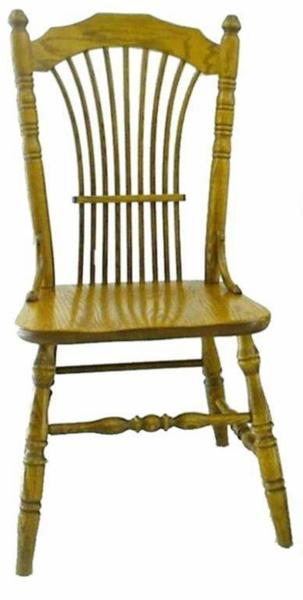Amish Ohio Wheatland Chair