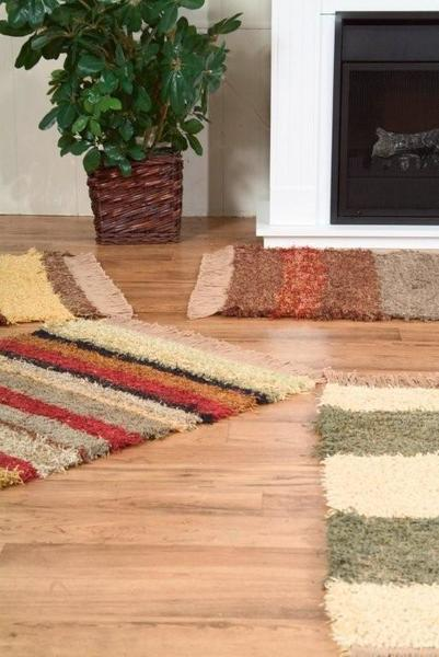Amish Hand-Woven Rugs