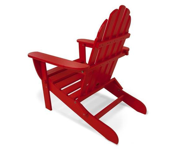 Tremendous Polywood Classic Folding Adirondack Chair Squirreltailoven Fun Painted Chair Ideas Images Squirreltailovenorg