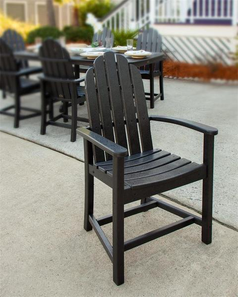 POLYWOOD® Adirondack Dining Chair
