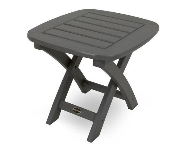 POLYWOOD® Nautical Porch Side Table