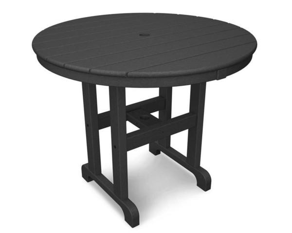 """POLYWOOD® 36"""" Round Dining Table"""