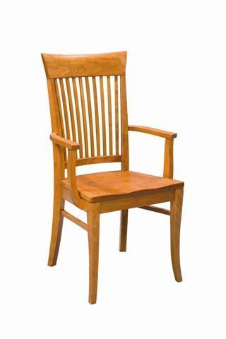 Amish Oxford Dining Room Chair