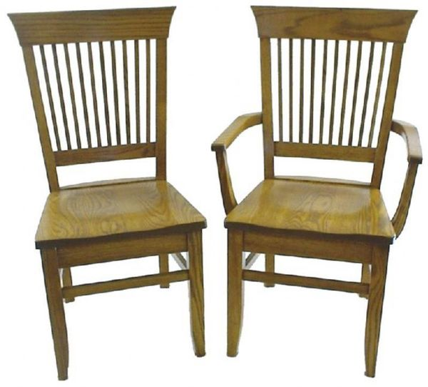 Amish Dining Room Chair