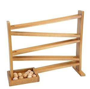American Made Wooden Ball Roller