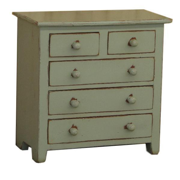 Amish Small Chest of Drawers
