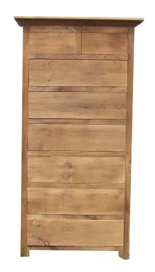 Amish Tall Chest of Drawers