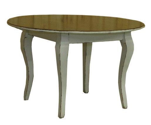 Amish Reclaimed Round Dining Table