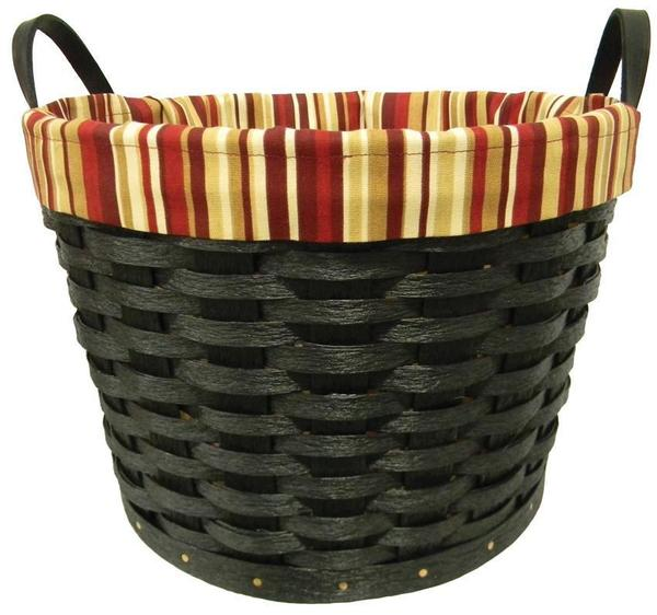 Amish Poly Outside Towel Basket