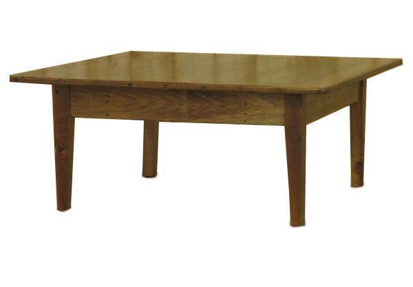 Amish Shaker Barn Wood Coffee Table