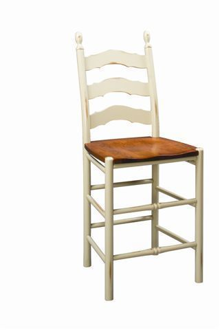 Amish Abilene Bar Stool