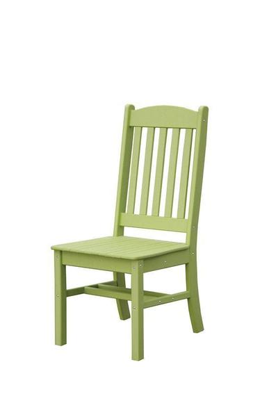 Sunnyside Poly Outdoor Side Dining Chair