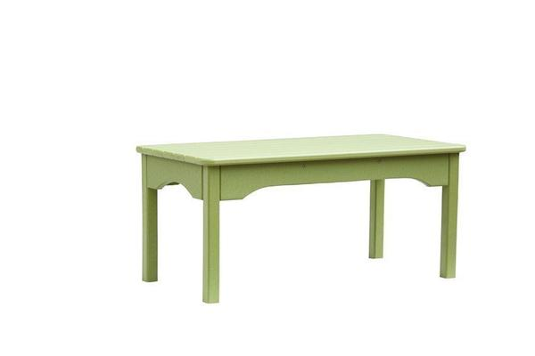 Garden Sunnycrest Poly Coffee Table