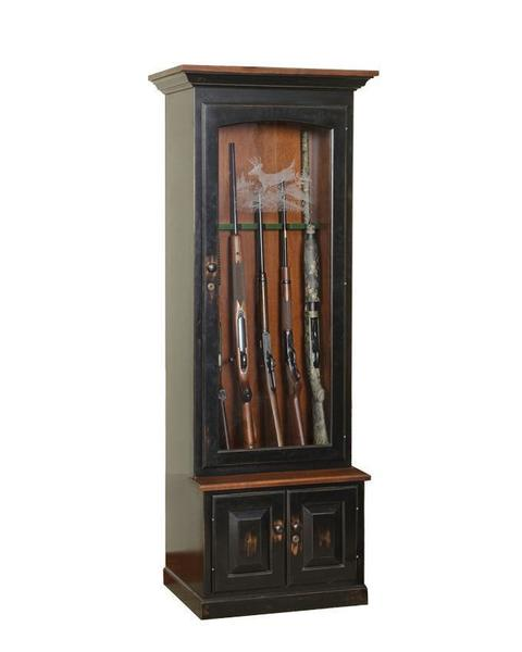 Amish Kodiak Gun Cabinet
