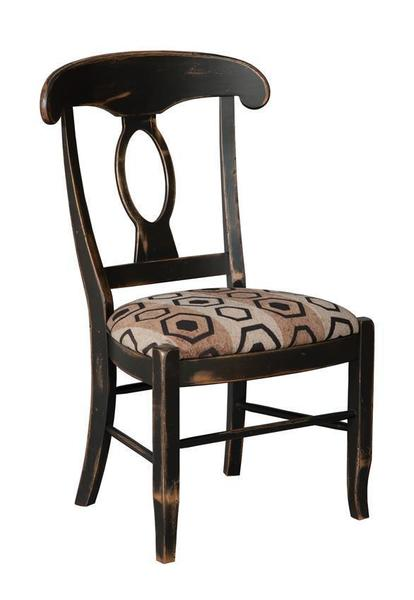 Amish Napoleon French Country Dining Chair