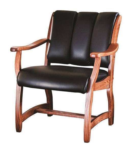 Amish Furniture Midland Client Chair
