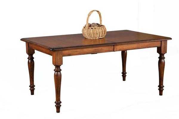 Amish Jasper Farm Table