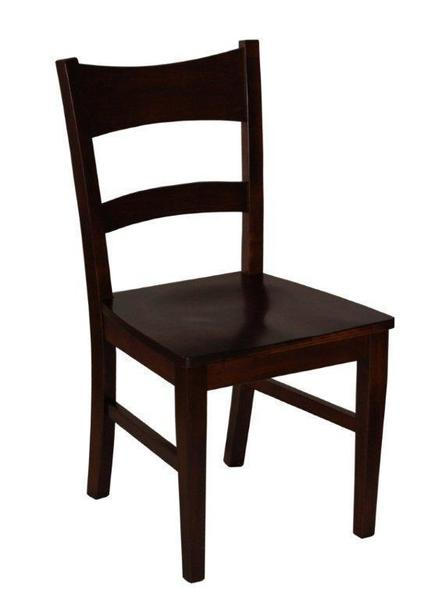 Amish Handcrafted Contemporary Dining Chair