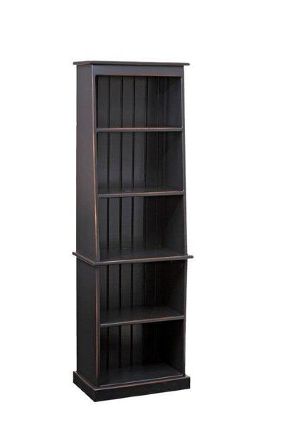 Amish Pier Pine Bookcase