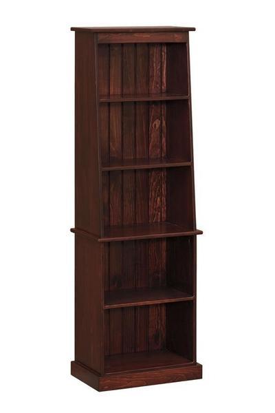 Amish Pier Pine Bookcase