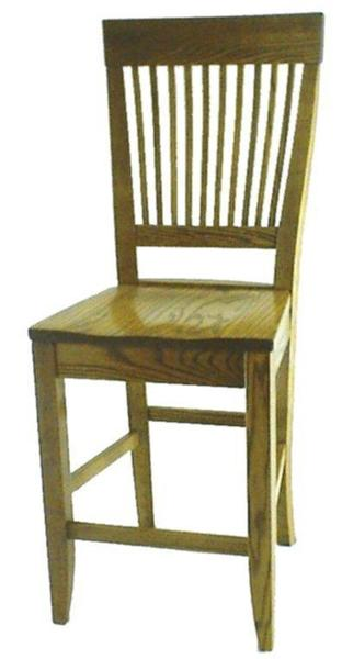 Amish Hearthside Barstool