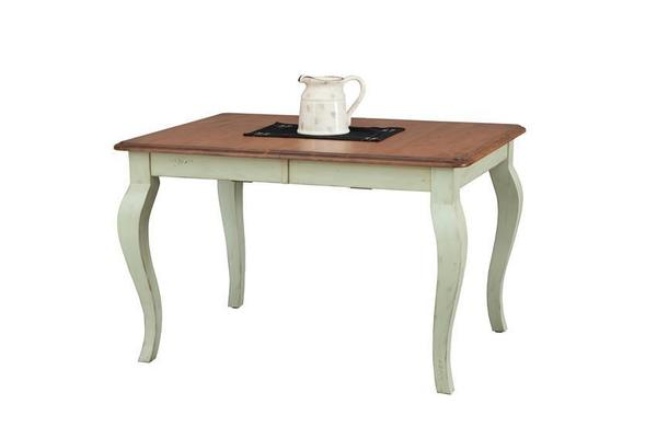 Ask Us A Question Amish Vintage French Country Dining Table