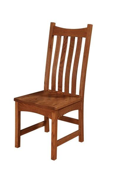 Amish Copper Creek Mission Dining Room Chair