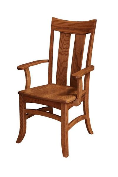 Amish Biltmore Mission Dining Room Chair