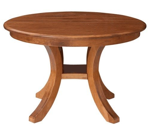 Harrison Single Pedestal Pub Table by Keystone