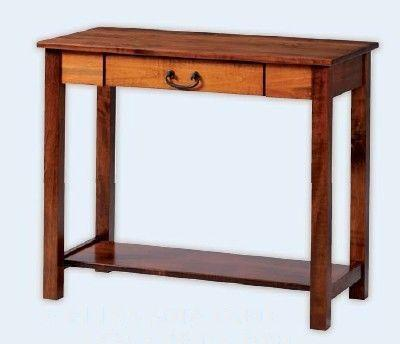Amish Express Sofa Table - Quick Ship