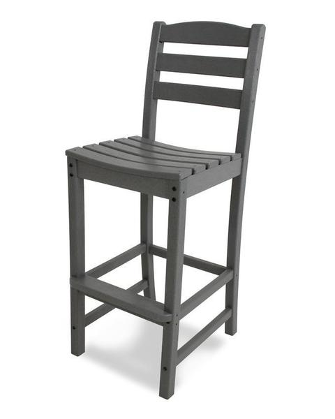 POLYWOOD® La Casa Cafe Bar Side Chair