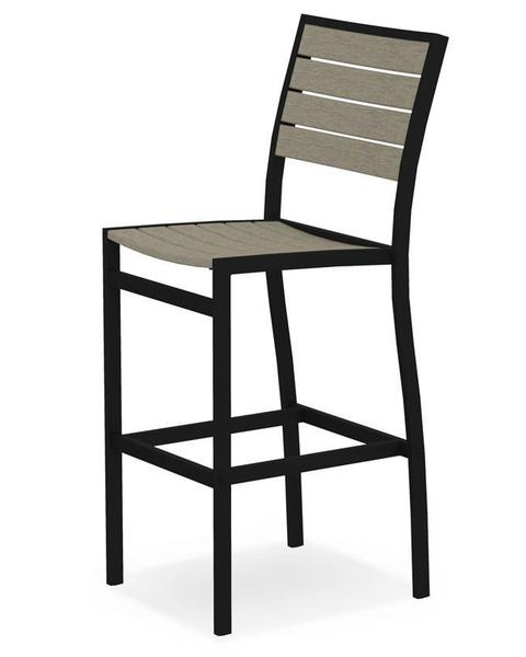 POLYWOOD Euro Bar Stool