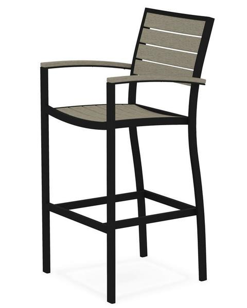 POLYWOOD® Euro Bar Stool