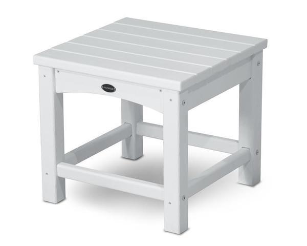 "POLYWOOD® Club 18"" Side Table"