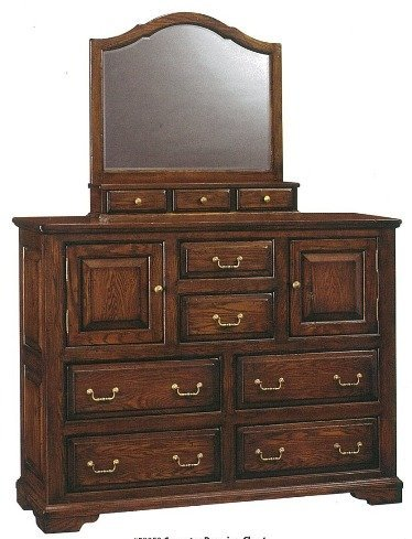 Coventry Dressing Chest of Drawers by Keystone