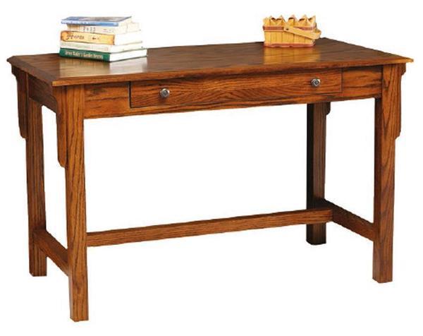 Amish Mission Style Laptop Desk