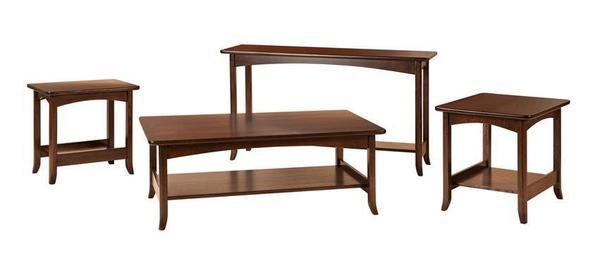Santa Barbara Sofa Table