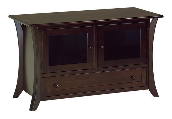 Amish Hesston Country TV Stand