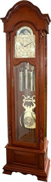 Columbia Grandfather Clock with Auto Night Silencer