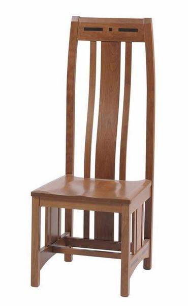 Amish Vineyard Mission Dining Room Chair
