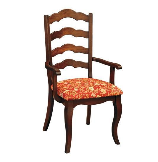 Avignon Ladderback Dining Chair by Keystone
