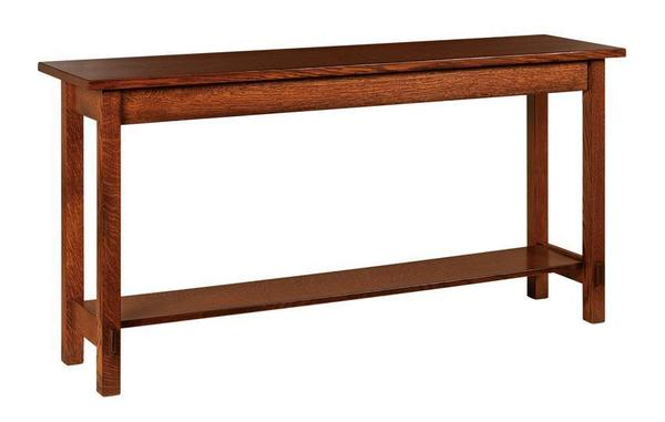 Amish Lucern Return Table
