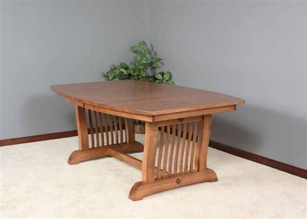 Amish Royal Mission Dining Room Table