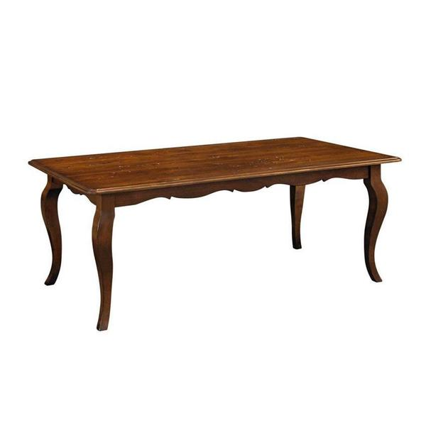 Avignon Solid Top Dining Table by Keystone
