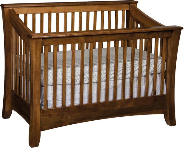 Amish Carlisle Convertible Crib