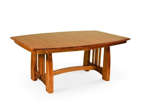 Henderson Mission Trestle Dining Table
