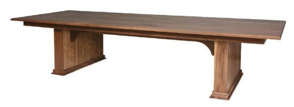 Amish Deluxe Conference Table