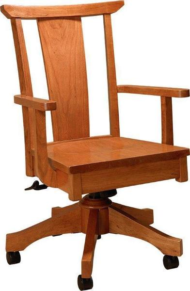 Amish Grand River Office Chair